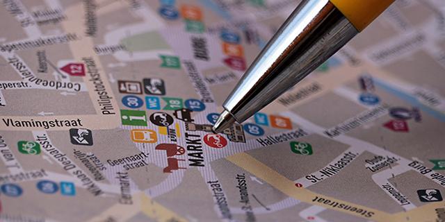 Skapa egen karta i Google Maps