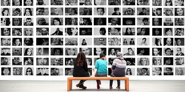 Bild: Att titta på konst är utbildninng