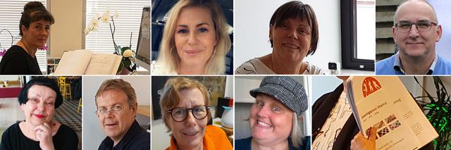 Vi som jobbar i Föreningpool Malmö
